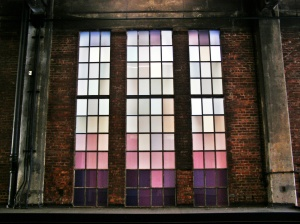 Brick and Glass